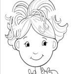 Интересные раскраски для девочек 7 лет