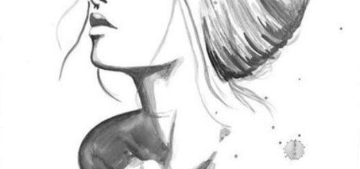 08. Красивые картинки для лд черно белые
