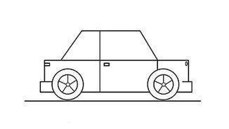05. Как нарисовать машину – урок для маленьких художников