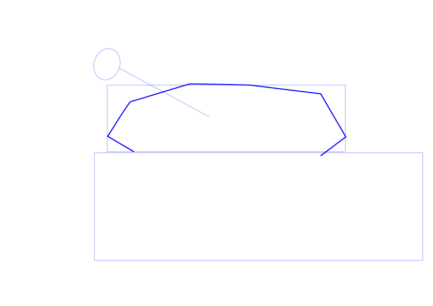 04. Как нарисовать танк поэтапно