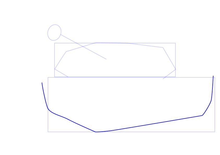 05. Как нарисовать танк поэтапно
