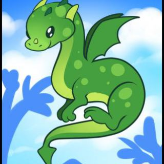 01. Как нарисовать дракона