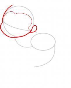 02. Как нарисовать русалку - быстро и легко!