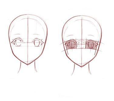 05. Как нарисовать аниме быстро и легко