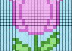 Миниатюра к статье Рисунки по клеточкам в тетради для начинающих
