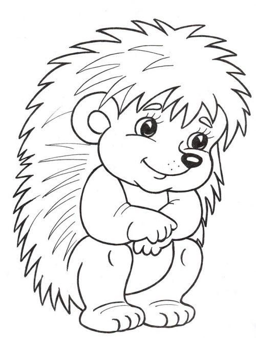 Миниатюра к статье Полезные раскраски для детей 3-4 лет