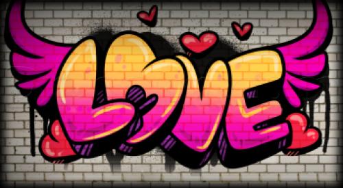 Миниатюра к статье Как рисовать граффити поэтапно