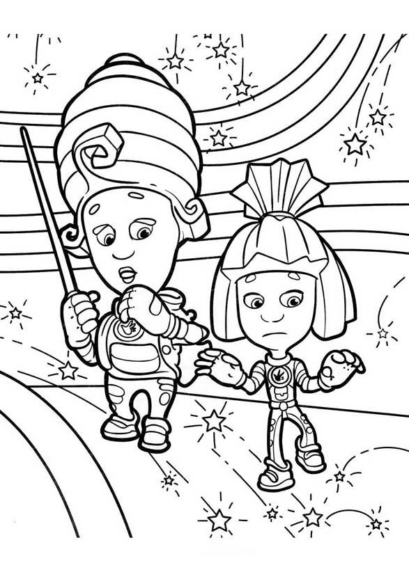 Картинки для рисования для детей распечатать 6