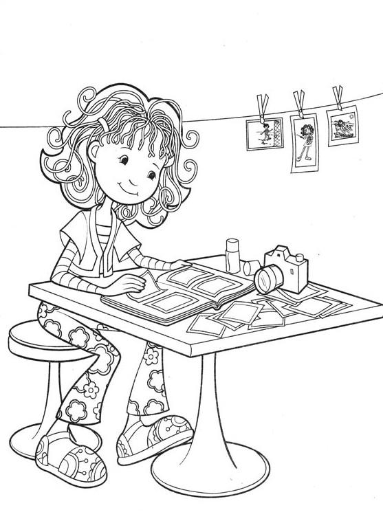 Миниатюра к статье Интересные раскраски для девочек 7 лет