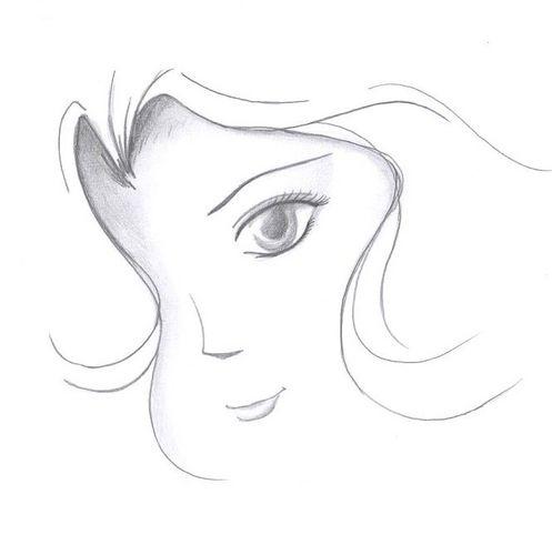 12. Красивые рисунки карандашом для срисовки