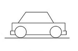 03. Как нарисовать машину – урок для маленьких художников