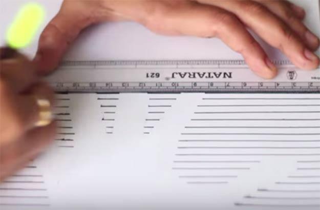03. Как нарисовать 3d рисунок на бумаге?