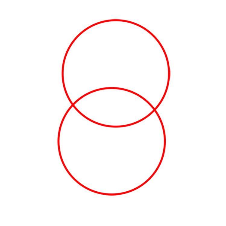 02. Как нарисовать миньона быстро и просто?