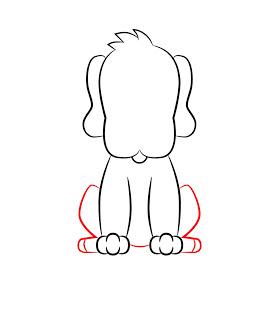 05. Как нарисовать собаку