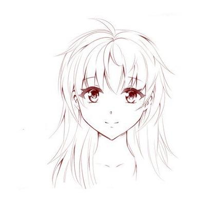 01. Как нарисовать аниме быстро и легко