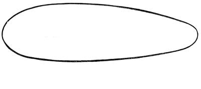02. Как нарисовать самолет для детей