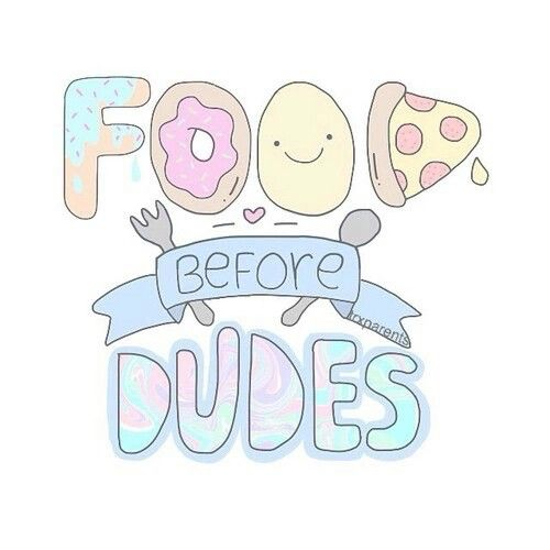 Cute Food Quotes Tumblr: Простые картинки для срисовки