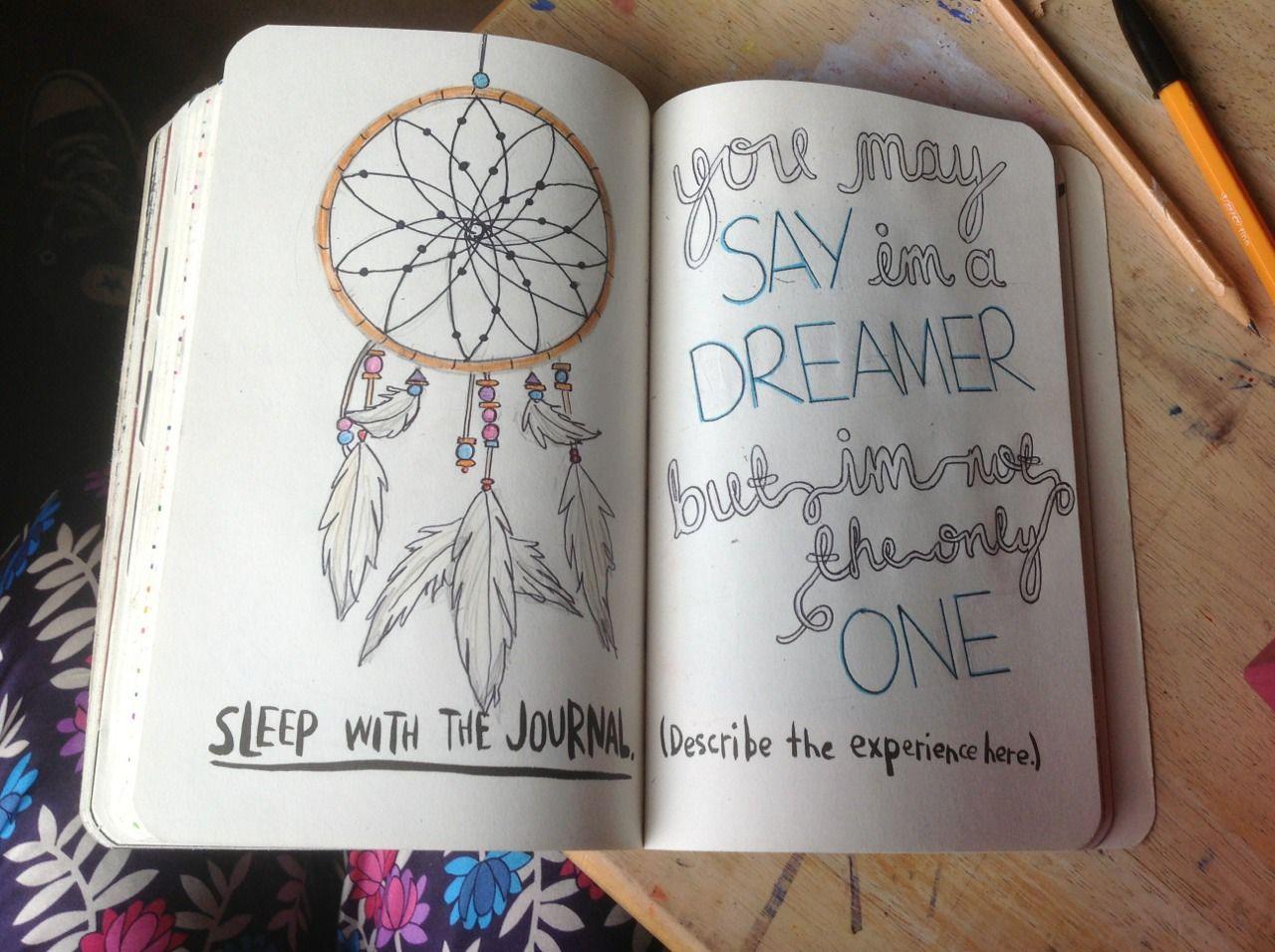 Личный дневник   - сон