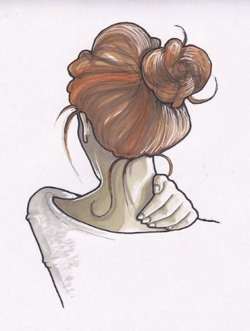 Миниатюра к статье Картинки для срисовки для девочек