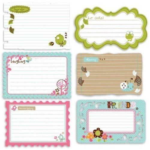 Миниатюра к статье Оригинальные распечатки для личного дневника