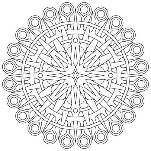 Миниатюра к статье Мандала – символ мира и гармонии Вселенной