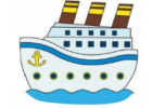 Миниатюра к статье Как нарисовать корабль детям