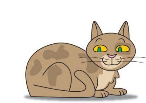 Миниатюра к статье Как нарисовать кошку поэтапно