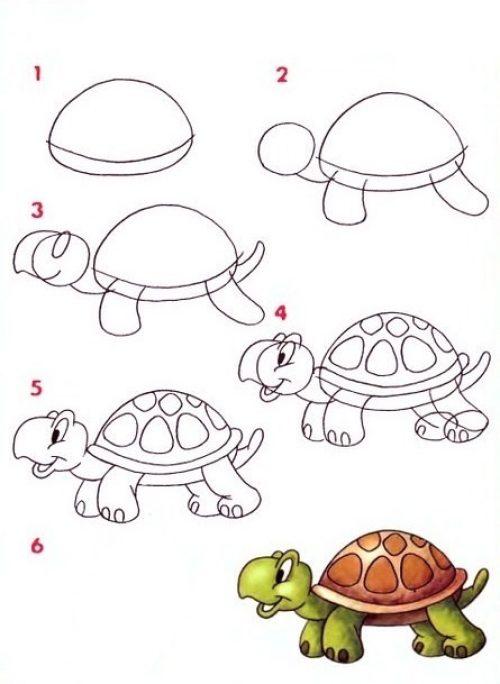 Миниатюра к статье Как рисовать животных поэтапно?